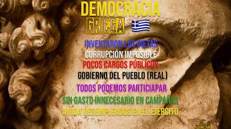 No vivimos en Democracia