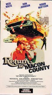 REGRESO AL CONDADO DE MACON (Return to Macon County) (USA, 1975) Aventuras