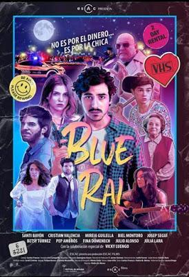 Blue Rai. El último videoclub.