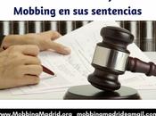 Como enuncian jueces Mobbing sentencias
