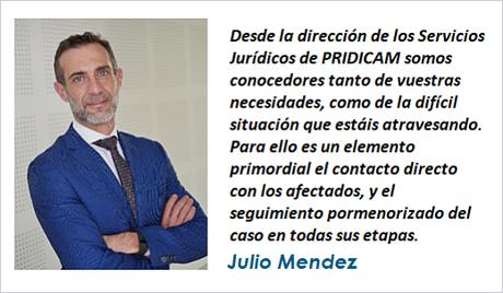 Servicio Juridico PRIDICAM MobbingMadrid