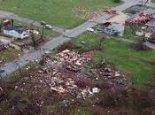 muerto tornado Greensboro mientras sistema tormentas primavera avanza hacia