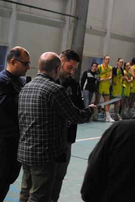 """Sergio Manzano: """"El secreto de un entrenador es estar rodeado de grandes personas y jugadoras"""""""