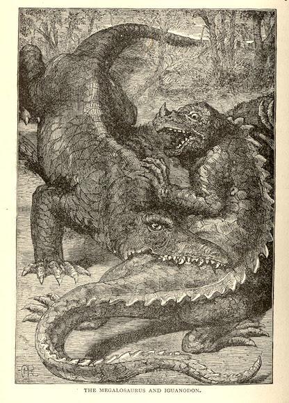 Llámame... Megalosaurio
