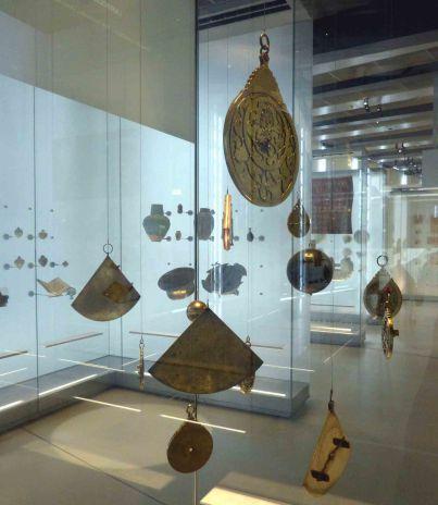 Matemática andalusí en el Instituto del Mundo Árabe de París