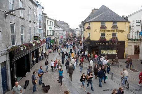 Galway, Región Europea de la Gastronomía.