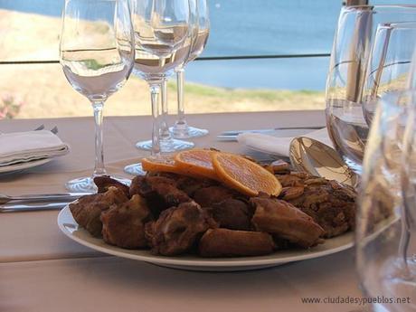 De ruta gastronómica por Alentejo.