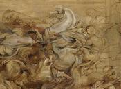 Rubens. Pintor bocetos.