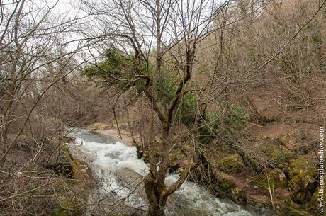 Río Guareña visitar Ojo Guareña Burgos paisaje