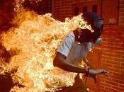 Fiery Image That World Press Photo Year/La imagen ardiente ganó foto prensa mundial
