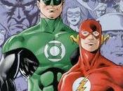 Flash Green Lantern Brave Bold