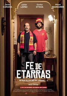 Fe de etarras, una película de Borja Cobeaga