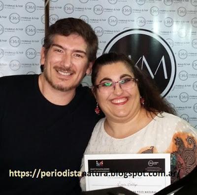 MARTÍN CATALOGNE Y CECILA KATZ ¡JUNTOS!