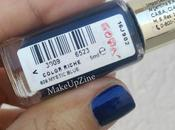 Mystic Blue L'oreal [Swatch]