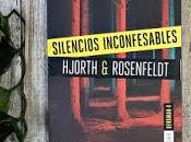 Silencios inconfesables (Michael Hjorth Hans Rosenfeldt) Serie Bergman