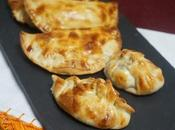 Empanadillas jamón queso