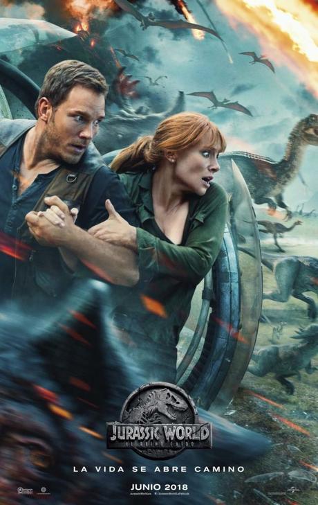 """Trailer final de """"Jurassic World: El reino caído"""", no sé cómo terminará la cosa"""