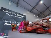 firmó convenio colaboración oaxaca chihuahua beneficio artesanos