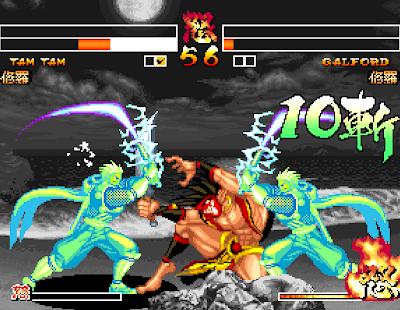 'Samurai Shodown IV' y 'Real Bout Fatal Fury Special', las propuestas Neo-Geo para esta semana