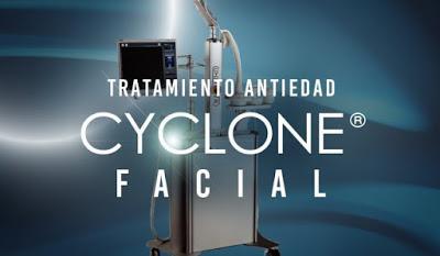 50 % descuento Cyclone Facial y Corporal Premium