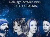 hombre enamoró Luna Café Palma
