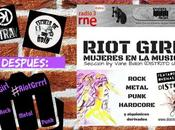 Riot girl, nueva entrega bandera negra (radio