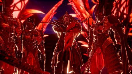 Bandai desvela información sobre Mido, un nuevo personaje, y más características de Code Vein