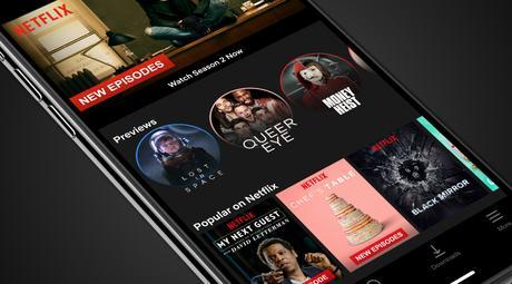 Netflix también tendrá Stories como las de Instagram