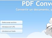 Convierte cualquier documento