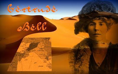 Gertrude Bell, la Khatun que dibujaba fronteras en el desierto