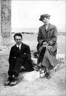 Gertrude Bell y Lawrence de Arabia, dos importantes figuras en la historia de Oriente Medio