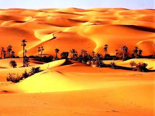 Desierto de El Nefud