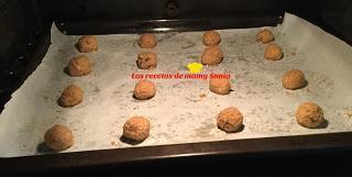 GALLETAS DE AVENA Y CHOCOLATE EN THERMOMIX Y TRADICIONAL