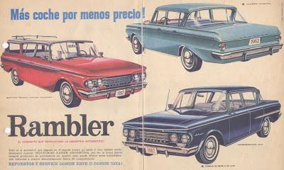 Rambler de IKA de 1962