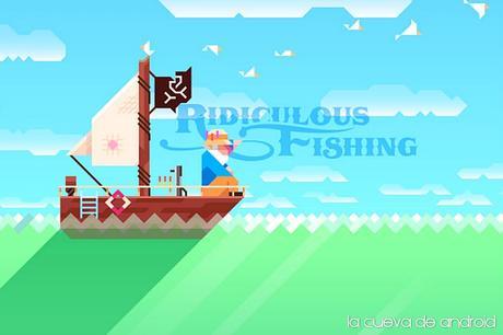 Ridiculous Fishing (1.2.2.4), el nombre lo dice todo [APK]