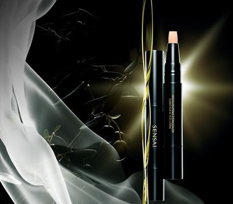 """""""Highlighting Concealer"""" de SENSAI - el arte de iluminar con seda"""