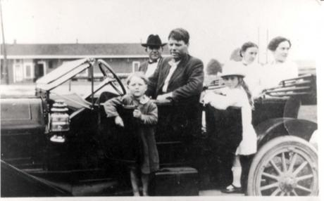 Madre rica, madre pobre. El caso Bobby Dunbar (1912)