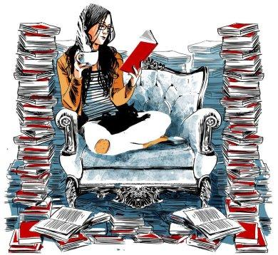 #LeamosAutoras: Los libros y la literatura también son nuestros