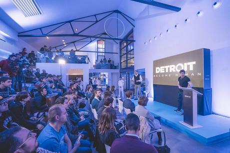 Detroit: Become Human se presenta oficialmente en Madrid