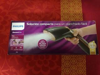Planchado vertical - Vaporizador Philips Steam & Go