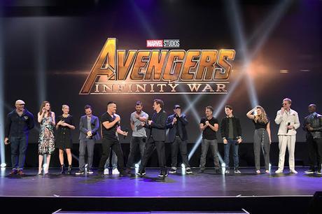Dossier Marvel Studios previo a Infinity War