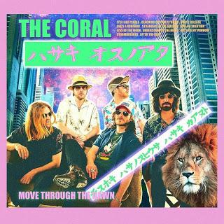 The Coral - Sweet Release (2018)