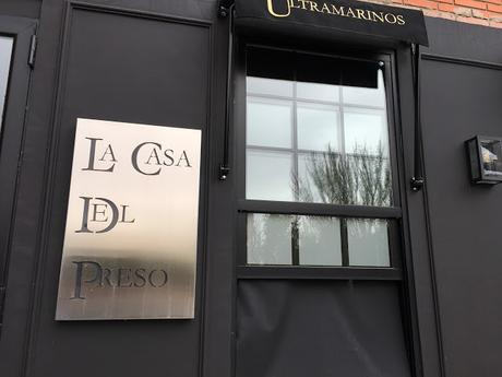 Restaurante La Casa del Preso, en Alcázar de San Juan (Ciudad Real)