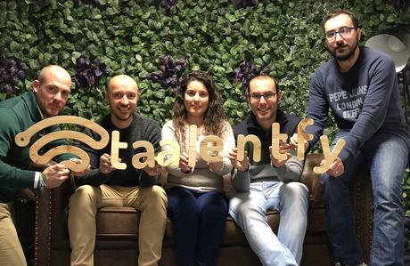 Taalentfy, la disruptiva plataforma para la búsqueda de empleo centrada en el talento, lanza su primera versión comercial