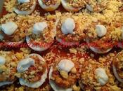 Huevos rellenos atún