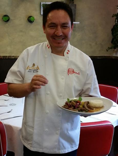 salteado de solomillo a la peruana con carne de saboli taboli carniceria en Madrid