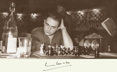 El ajedrecista Lucien Francino i Vallet