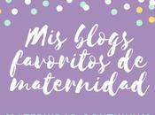 blogs favoritos maternidad: 16-22 abril 2018