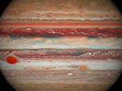 Júpiter nuevo retrato