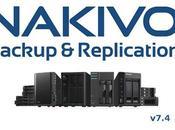 Disponible Nakivo Backup Replication v7.4